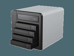 Datenrettung von RAID-Server und NAS