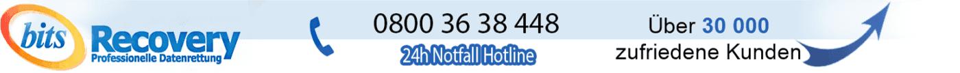 Bits Recovery Datenrettung Logo